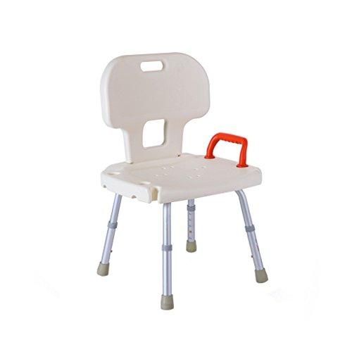 An-Duschstuhl Aluminiumlegierung mit Duschkopf Duschhocker Bad Stuhl Badewanne liefert Bad Stuhl