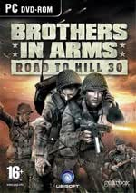 Brothers In Arms Road to Hill 30 (PC DVD)
