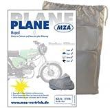 MZA Meyer-Zweiradtechnik 10169A Abdeckplane, Faltgarage, Plane fürs Moped - 189 x 88 x 120 cm