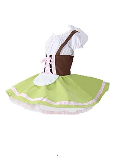 APJJ Cosplay-Kinderkostüm-Tanzparty Dekoriert Halloween-Kostüme Für Mädchen,S