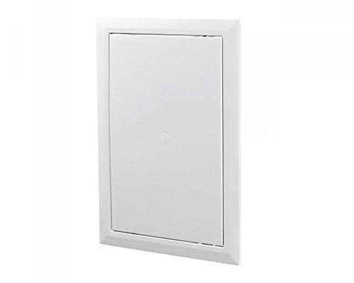 Value Access Panels Stromkreisverteiler-Abdeckung mit aufklappbarer Kunststoff-Tür, 100x100mm