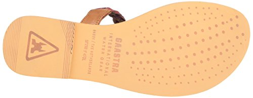 Gaastra Luff, Sandales ouvertes femme Multicolore - Mehrfarbig (PINK-RASPBERRY 5557)