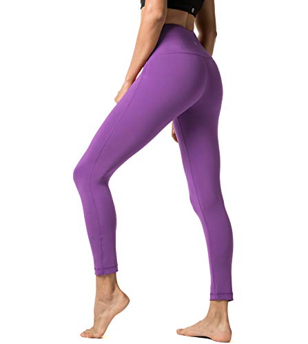LAPASA Damen Leggings Yoga Sport Pants Lang High Waist 1 bis 2er Pack L01