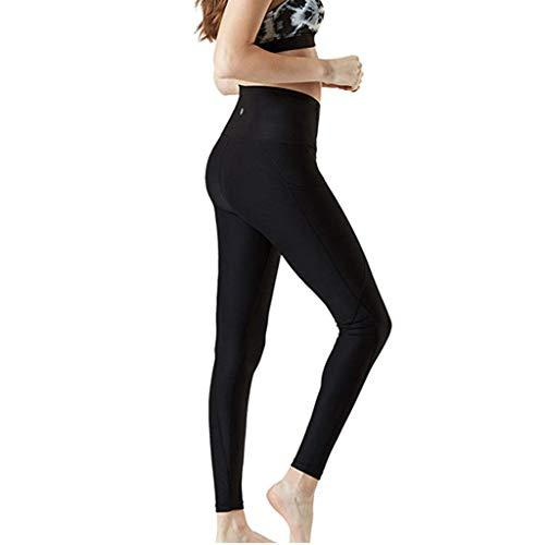 Yoga Hose Yesmile Damen 3/4 Sport Leggings Frauen Yoga Gestreckt Legging Hose Fitness Workout Leggins Elastische Dünne Hosen