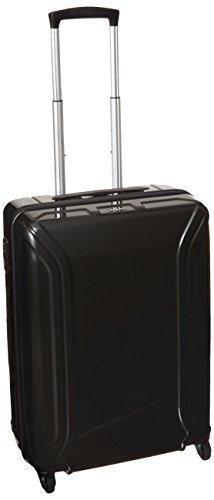 zero-halliburton-air-ii-23-inch-4-wheel-sinner-travel-case-black-one-size