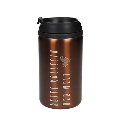 Uakeii Coffee to Go Becher Thermo