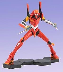 Neon Genesis Evangelion (NGE) Premium Eva Series Figurine / Statue: Eva-02 (SEGA Toys) 19 cm