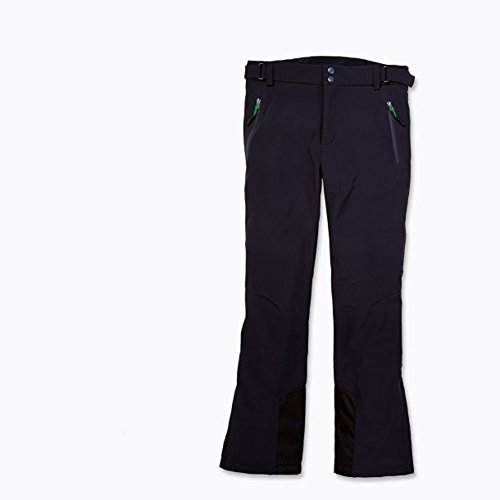 mens-softshell-skiing-trousers-size-m-colour-marine-48-50-shamp-speed-dirt-and-water-repellent