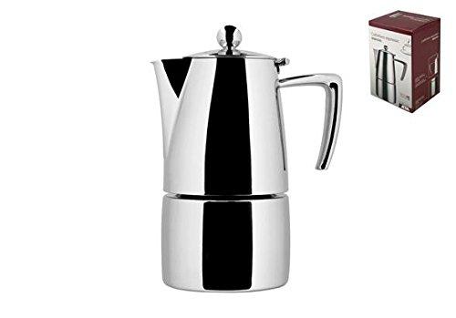 Ilsa Cafetera Espresso brillante 4tazas