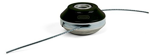 Oregon Jet-Fit 552698 20-40 CC Universal Easy-Load Trimmer Head for Straight Shaft with Flexiblade Line by OREGON - Flexiblade Trimmer Line