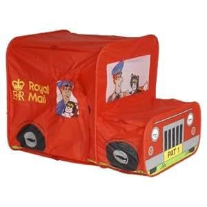 Sports Toys u0026 Outdoor; u203a; Play Tents  sc 1 st  Amazon UK & POSTMAN PAT Easy Fold Play Tent: Amazon.co.uk: Toys u0026 Games