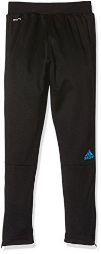 Adidas Olympique de Marsella EU TRG PNT Y–Hose für Mann, Farbe schwarz, Größe Black/Om Blue