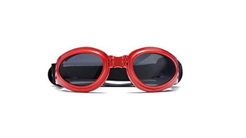 DDOQ Praktisch Pet Glasses Collapsible Windproof und Mothproof Schutzbrille