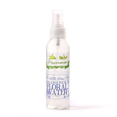 Pfefferminze Hydrosol Blumenwasser Mit Spray Kappe - 125ml (Hydrosol Toner)
