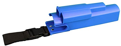 Window Cleaners Hip Bucket - with multi-purpose holster Blue - Contico 460