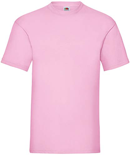 Fruit of the Loom Valueweight T-Shirt Rose M