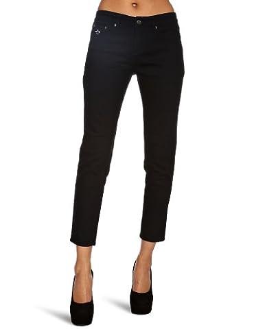 Wizard Damen, Skinny, Jeans, Audrey Jet, Schwarz (Jet Black), 24W / 28L