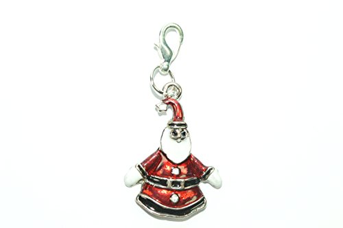 handmade-beautiful-santa-clause-clip-on-charm-with-red-gift-bag-by-libbys-market-place