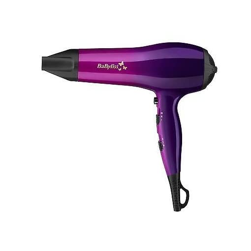 ombre - 31flQ7rxA9L - Brand New BaByliss Violet Ionic Ombre Set Dual Hair Dryer Styler Concentrator Nozzle