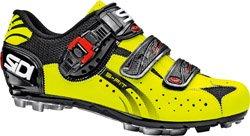 Sidi Eagle 5 Fit - Chaussures VTT Homme - jaune Modèle 43 2016
