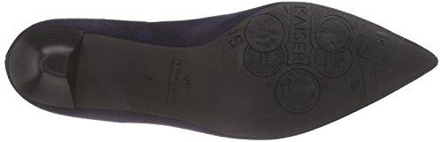 Peter Kaiser DARA, Chaussures à talons - Avant du pieds couvert femme Bleu (NOTTE SUEDE 104)
