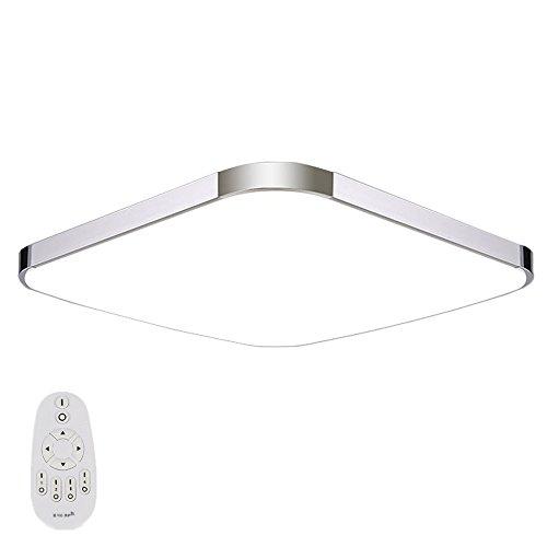 SAILUN 36W Dimmbar LED Modern Deckenleuchte Deckenlampe Flur Wohnzimmer Lampe Schlafzimmer Küche Energie Sparen Licht 85V-265V 50HZ (Dimmbar)