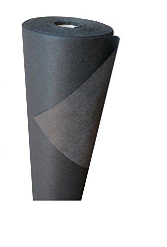 "200 g/m² - Unkrautvlies bzw. Unkrautschutzvlies ""Premium Plus"" ((L) 25 m x (B) 1,0 m x (H) 1,5 mm) (1 m x 25 m)"