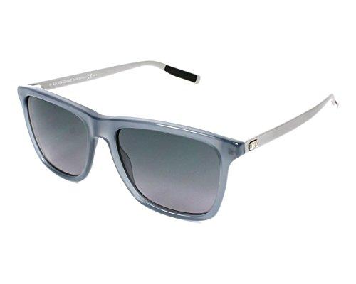 Dior Homme Für Mann Blacktie 177s Cut Opal Grey / Palladium / Grey Gradient Kunststoffgestell Sonnenbrillen