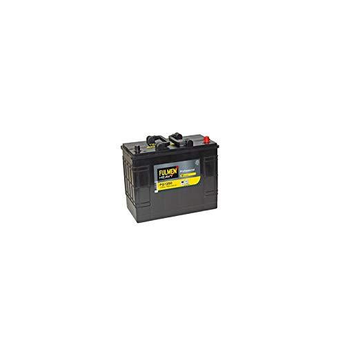 Fulmen - Batterie camion FG1250 12V 125Ah 760A - Batterie(s) - 625012072 ;