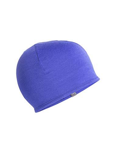 Icebreaker Herren Merino Socken Ski + Medium OTC, Unisex-Erwachsene, Adult Pocket Hat, Mystic/Midnight Navy, One Size
