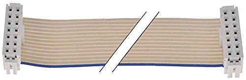 Meiko Flachbandkabel für Spülmaschine DV40T FA, DV40T, DV120T, DV80T, FV28GFA 14-polig Länge 2500mm Rastermaß 2,54mm FC-14P