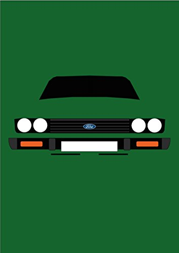 ford-capri-mk3-retro-motor-company-carte-de-voeux