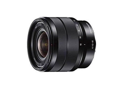 Sony SEL1018 Obiettivo con Zoom super grandangolare...