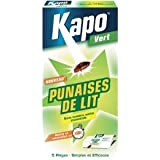 PIEGE PUNAISE DE LIT X5 - KAPO