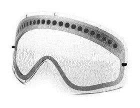 Oakley MX Lexan Lens O Frame/Pro Frame Dual Klar