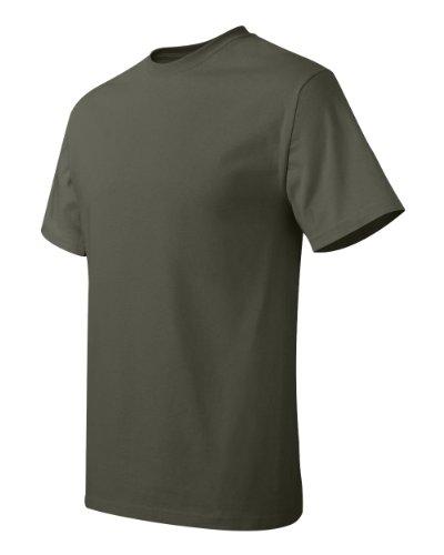 Hanes Mens T-Shirt (5250) Mehrfarbig