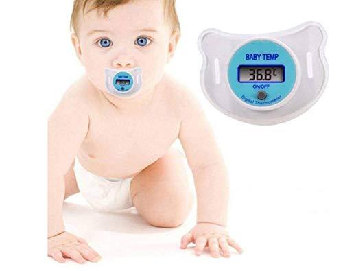 DDOQ Belleza Termómetro del pezón del bebé
