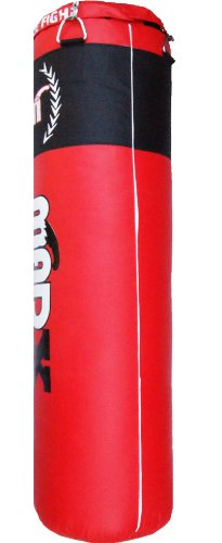 MADX-4ft-Punch-bag-Filled-Heavy-PunchKick-Bag-Chain