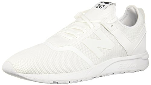 New Balance Herren 247v1 Sneaker, Grau (Steel), 49 ()