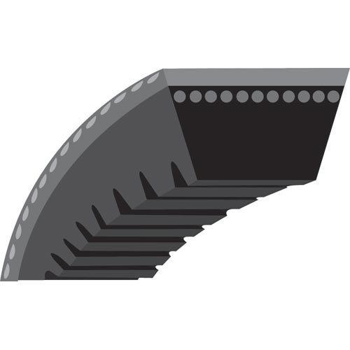 spzx800: correa trapezoidal en V Dentada rectangular para cortacésped (autoportées Viking *–-N ° origen: 1114018