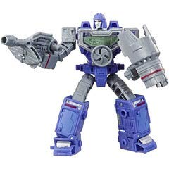 Transformers Toys Generations War for Cybertron Deluxe WFC-S36 Refraktor Action Figure-Siege Chapter-Adults and Kids Ages 8 and Up, 5.5-inch