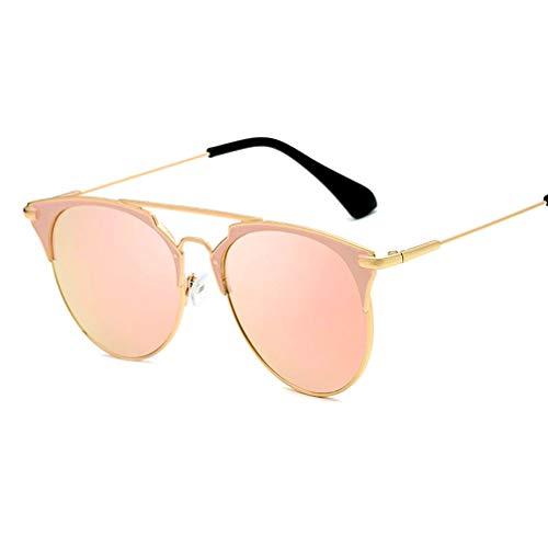 Polarisierte Sonnenbrille für Frauen, Frauen übergroße polarisierte Sonnenbrille Damen 100% UV-Schutz Eyewear,C