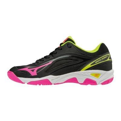 Mizuno Wave Ghost Damen X1GB178092 Handballschuhe, Größe:39;Farbe:Schwarz