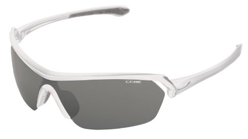 Cebe Eyemax Sunglasses (Electric Blue With 1500 Grey Lens Inc Silver Flash) OPvt0osMAo