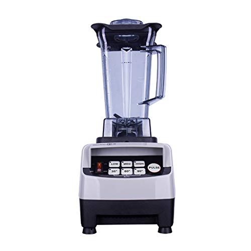 Licuadora Smoothie Maker Mixer Juicer, 850 vatios Licuadora de 1500 ml de capacidad para frutas y verduras, nueces, batidos de hielo, salsa de sopa