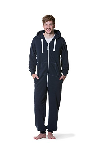 Jumpster Jumpsuit DEEPEST BLUE Regular Fit für Damen