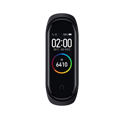 Xiaomi Mi Band 4 Pulsera Inteligente,  e- Commerce,  Negro,  21.6 mm