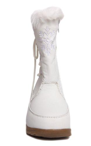 Becker-Schuhe , Bottes de ski fille Blanc - Blanc