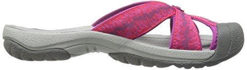 Keen  1010987, Damen Sandalen grau One Size Purple Wine/Dark Purple