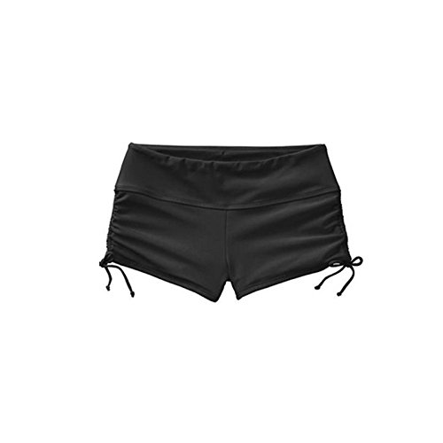 m Quick Surf Stretch Noire Coulisse Pour Natation Short Plage Les Femmes Dance Courte Taille Sexy L'été black Dry Pole Mayuan520 PXuZik